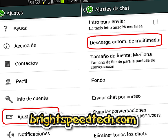 How to disable the WhatsApp auto-save?