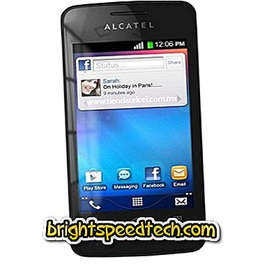 Come scaricare ROM per Alcatel One Touch 4010a - scarica alcatel