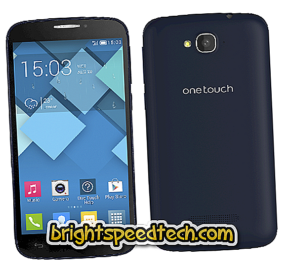 Come riparare Alcatel One Touch Pop C7 che non si accende