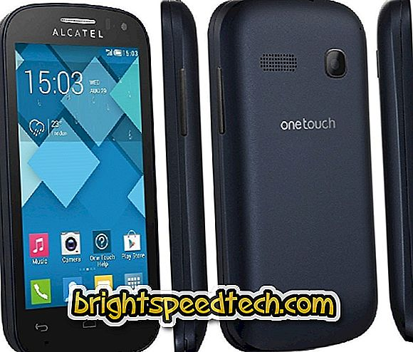Come formattare un Alcatel One Touch facilmente - alcatel