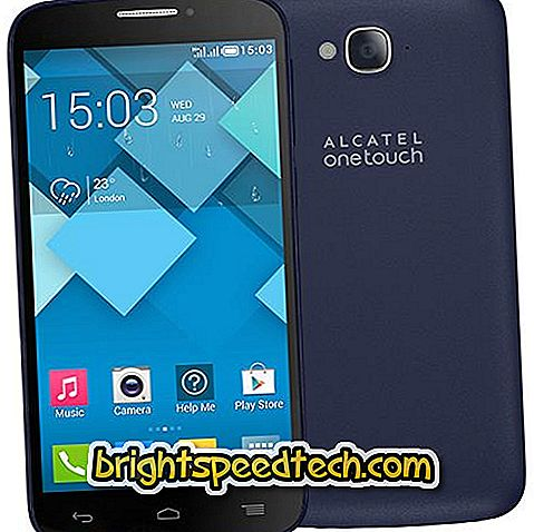 Triks, lai uzlabotu Alcatel Pop C7 kameru - alcatel