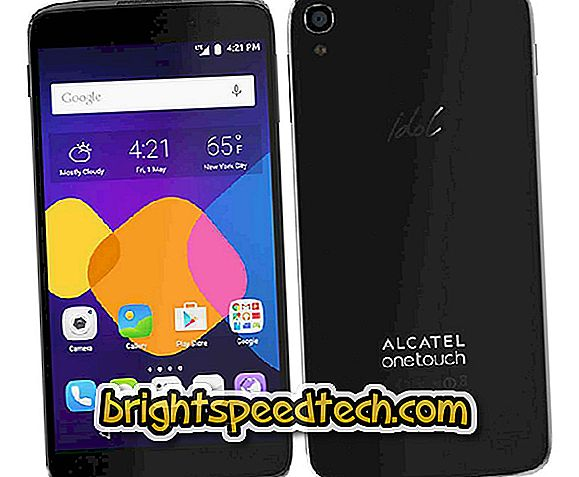 Sve tajne kodove za Alcatel One Touch
