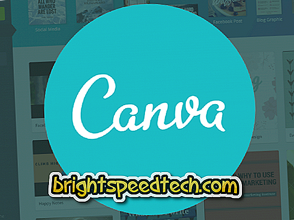 Come creare un account in Canva