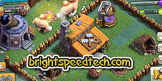 Gids: Clash of Clans constructorbasis - botsing van clans