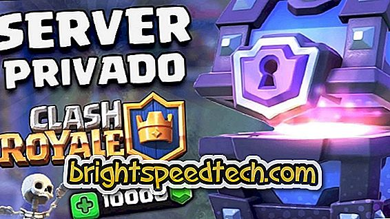 I migliori server privati ​​per l'APK di Clash Royale