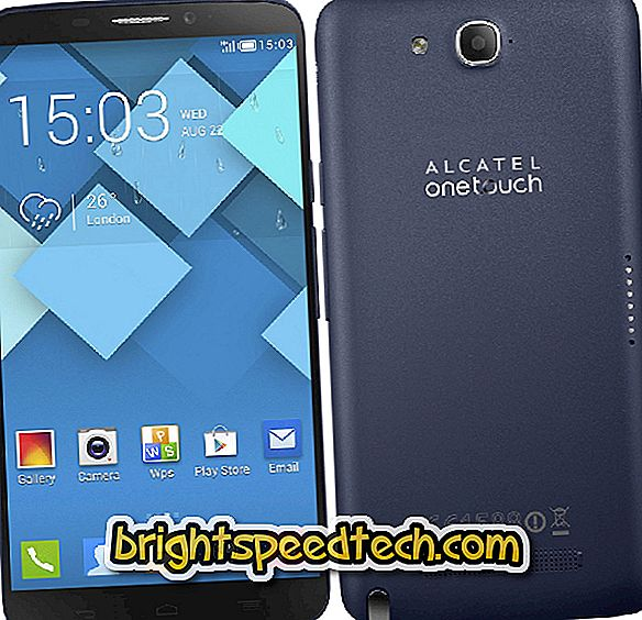 Come scaricare Google Play Store per Alcatel One Touch gratuito - scarica play store