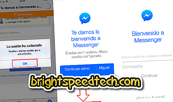 Cara Tutup Facebook Messenger Session Dari Mobile atau PC - messenger facebook