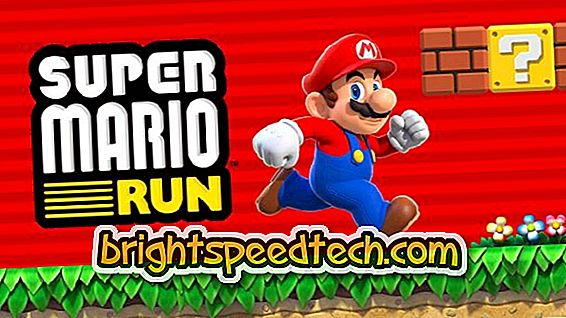 Kuidas alla laadida Super Mario RUN APK for Android - mängud apk download