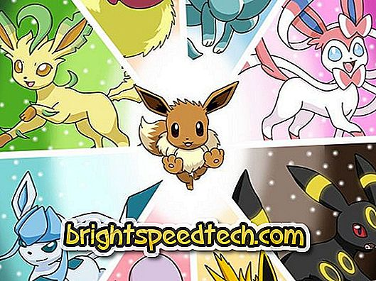 Evolve Eevee Pokémon Go'is - pokemon minna