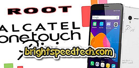 Come root Alcatel One Touch Pixi 3 e 4 facilmente? - alcatel di radice