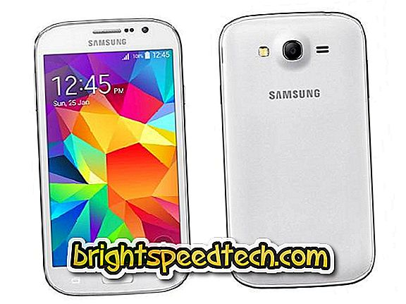 Hoe een Samsung Galaxy Grand-fabriek resetten? - Samsung Galaxy Grand Prime