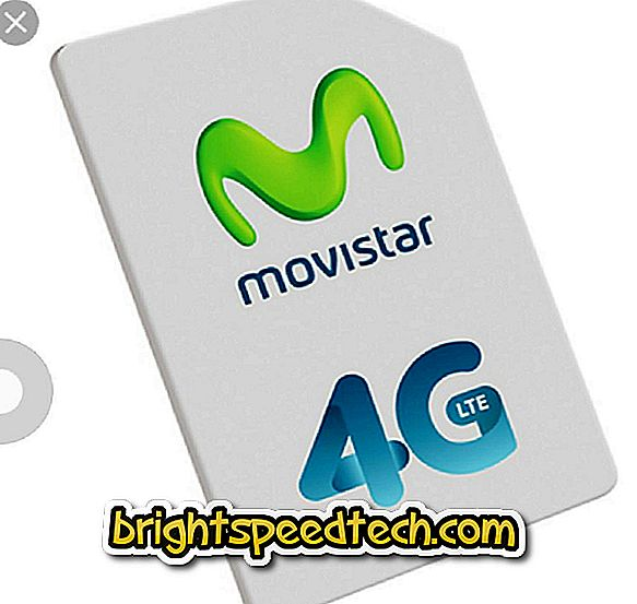 Come sapere il numero di un chip Movistar - tutorials movistar