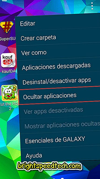 Comment cacher les applications sur Android