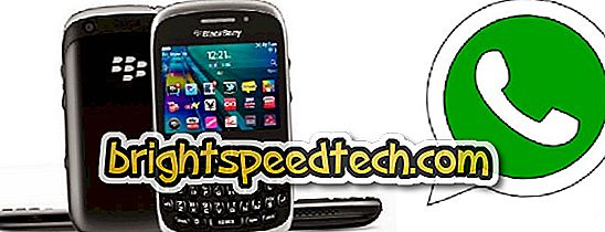 Come scaricare WhatsApp gratuito per BlackBerry 9320?