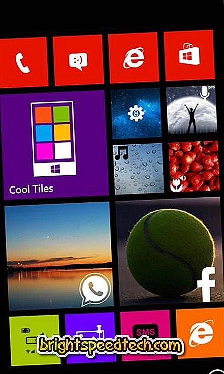 Завантажити Cool Tiles для Windows Phone - Windows Phone