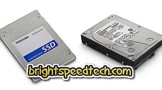Come clonare un disco rigido HDD o SSD in Windows - finestre